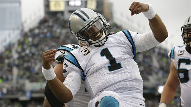 cam?w=640 dab dancing dumbass cam newton already in super bowl form
