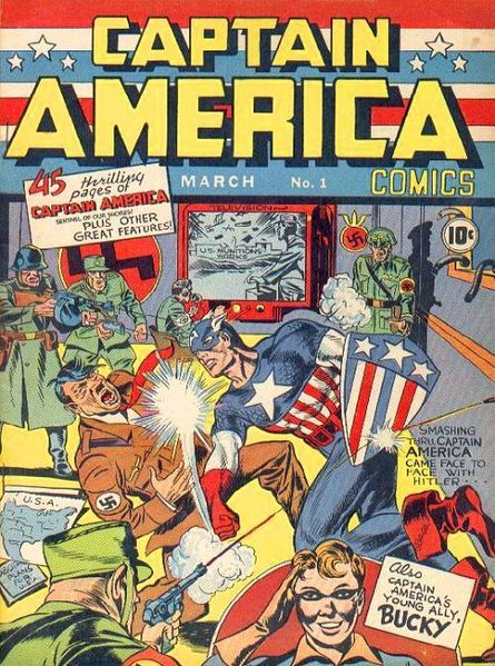 Captain-America-Issue-1