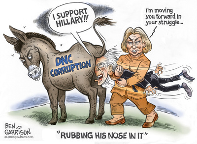 bernie-hillary-cartoon-ben-garrison_2